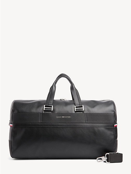 TOMMY HILFIGER TH Business Weekend Bag - BLACK - TOMMY HILFIGER NEW IN - main image