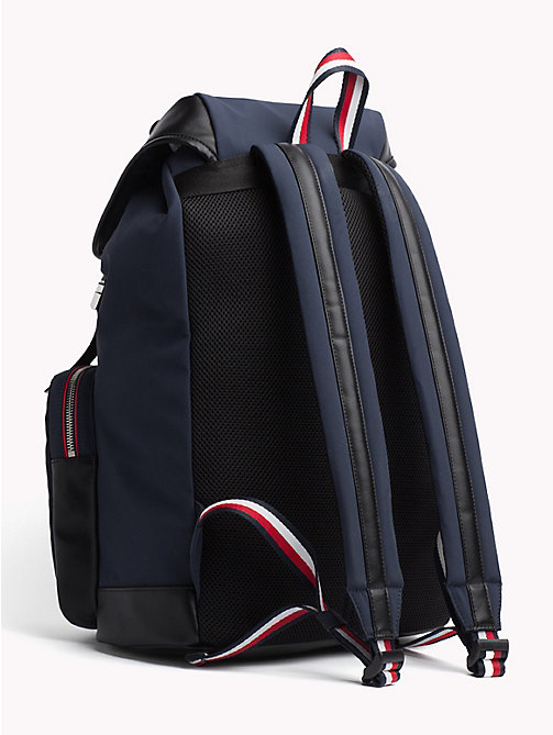 TOMMY HILFIGER Urban Utility Backpack - TOMMY NAVY / BLACK - TOMMY HILFIGER NEW IN - detail image 1