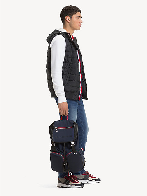 TOMMY HILFIGER Urban Utility Backpack - TOMMY NAVY / BLACK - TOMMY HILFIGER Backpacks - detail image 1