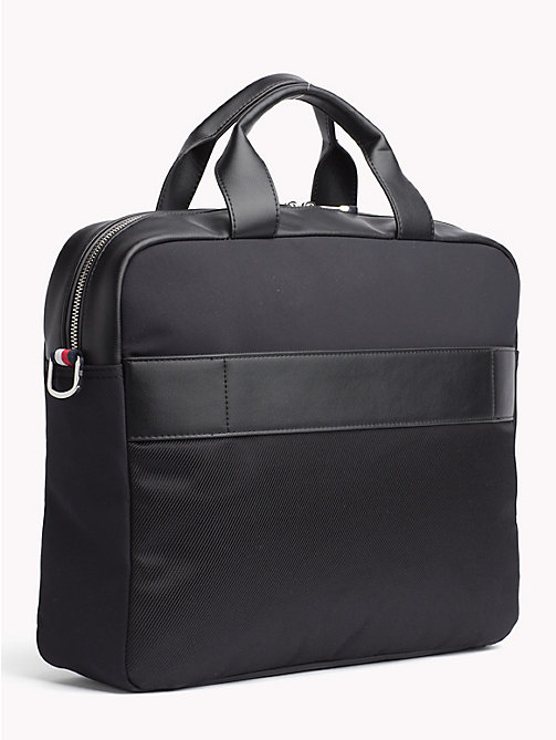 TOMMY HILFIGER Urban Laptop Bag - BLACK - TOMMY HILFIGER Laptop Bags - detail image 1