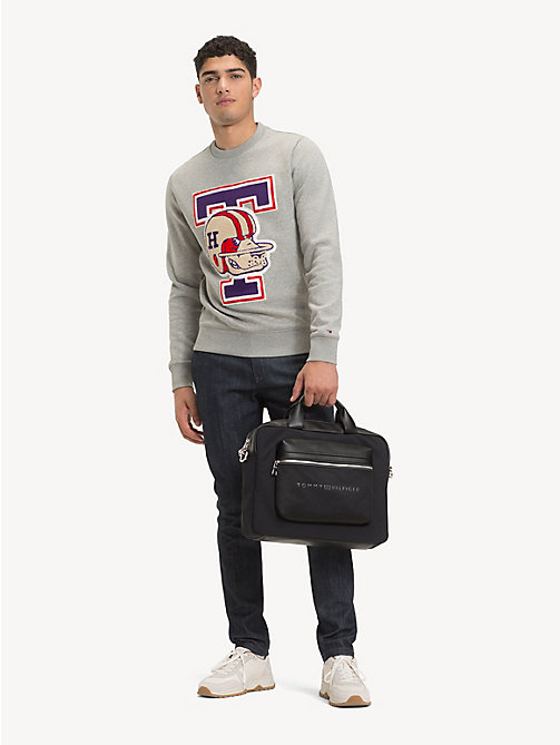 TOMMY HILFIGER Sacoche pour ordinateur portable Urban - BLACK - TOMMY HILFIGER Porte-documents - image détaillée 1