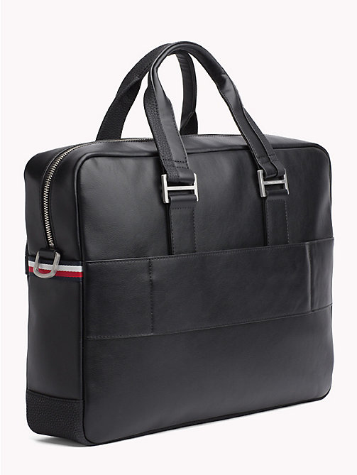 TOMMY HILFIGER TH Business Laptop Bag - BLACK - TOMMY HILFIGER NEW IN - detail image 1