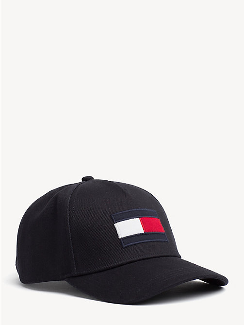 TOMMY HILFIGER Flag Baseball Cap - TOMMY NAVY - TOMMY HILFIGER NEW IN - main image
