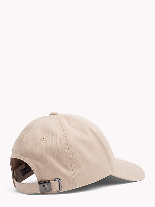 TOMMY HILFIGER Classic Flag Baseball Cap - HUMUS - TOMMY HILFIGER NEW IN - detail image 1
