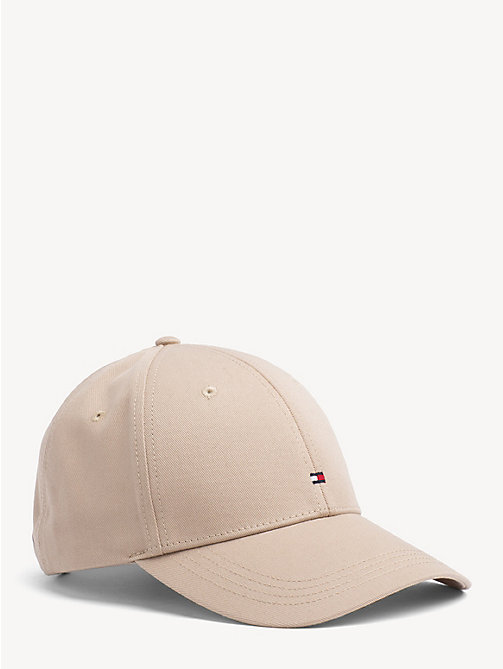 TOMMY HILFIGER Classic Flag Baseball Cap - HUMUS - TOMMY HILFIGER NEW IN - main image