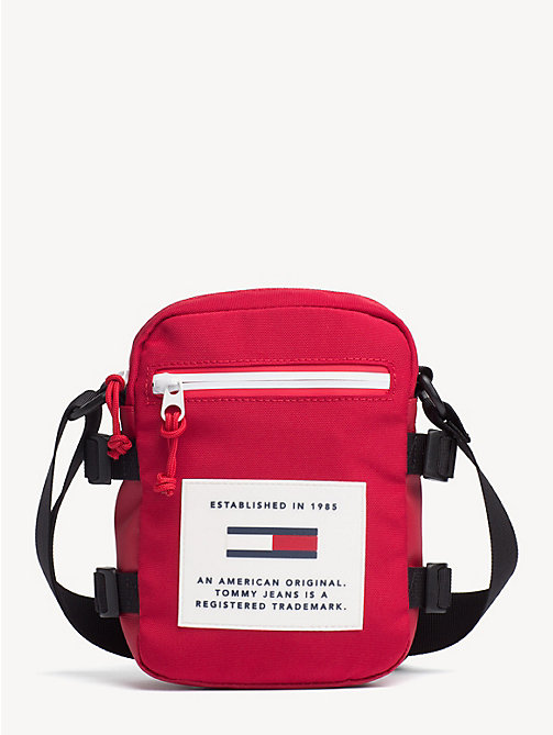 TOMMY JEANS TJ Tech Reporter Bag - SAMBA - TOMMY JEANS Crossbody Bags - main image