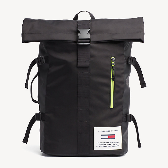 926149fb2d TH Tech Neon Roll Backpack