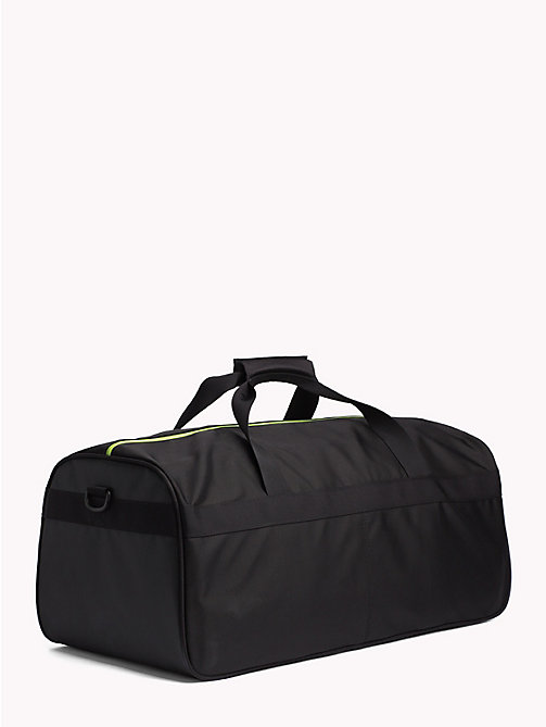 TOMMY JEANS TH Tech Weekender Bag - BLACK - TOMMY JEANS NEW IN - detail image 1