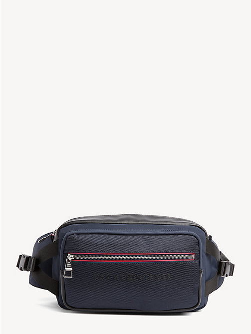 TOMMY HILFIGER Urban Crossbody Bag - TOMMY NAVY / BLACK - TOMMY HILFIGER NEW IN - main image
