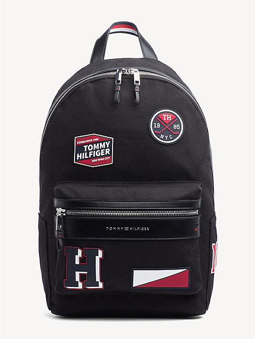 4a64e3922c TOMMY HILFIGERElevated Patch Embellished Backpack