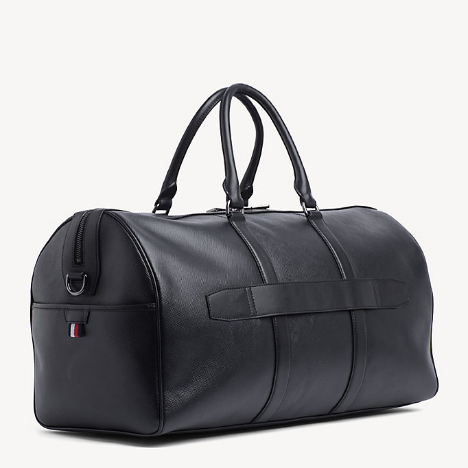 239ba6fb78 Mercedes-Benz Leather Holdall | Tommy Hilfiger