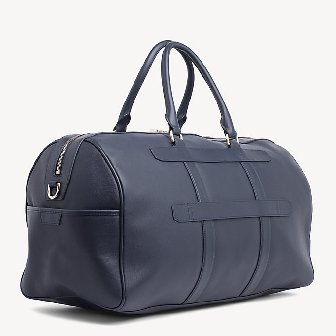 a884c5c877 Elevated Leather Holdall | Tommy Hilfiger