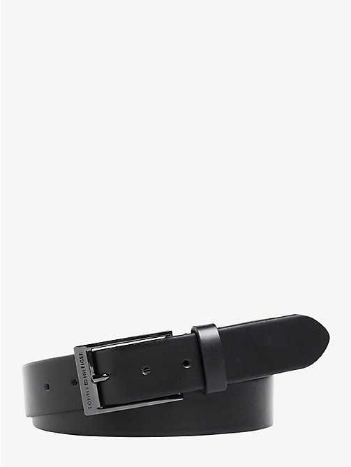 d6243ba354e54c TOMMY HILFIGERFormal Leather Belt. kr400.00. BLACK. x