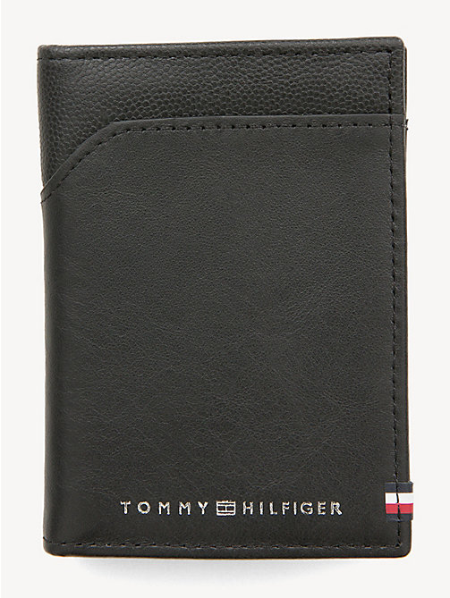 TOMMY HILFIGERContrast Leather ID Holder