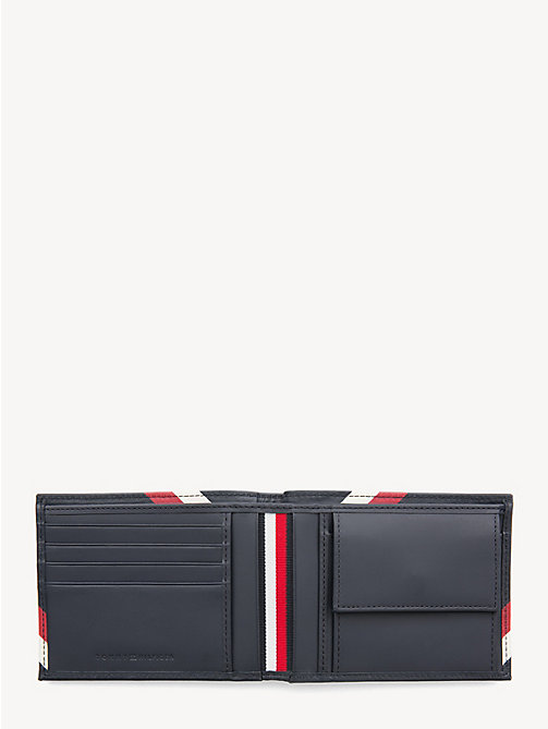 TOMMY HILFIGER Signature Card and Coin Wallet - CORPORATE - TOMMY HILFIGER Wallets & Keyrings - detail image 1