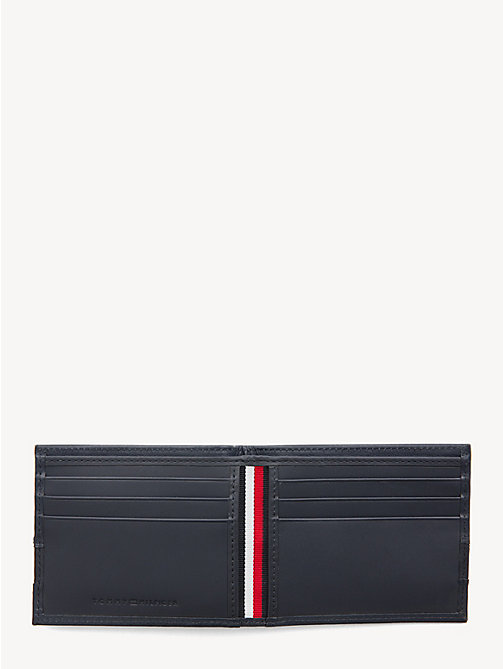 TOMMY HILFIGER Tommy Hilfiger Tape Small Card Wallet - TOMMY NAVY - TOMMY HILFIGER Wallets & Keyrings - detail image 1