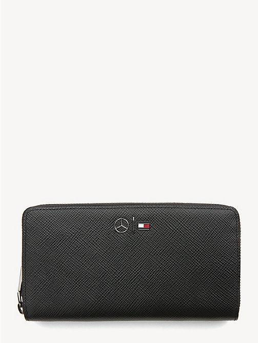bc882547f TOMMY HILFIGERMercedes Benz Zip Wallet