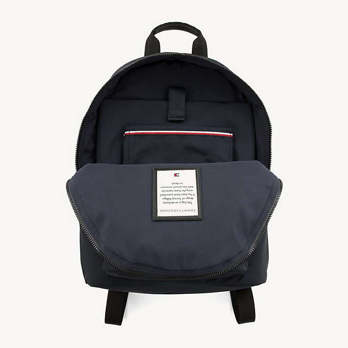 9207591e Lewis Hamilton Dome Backpack | BLACK | Tommy Hilfiger
