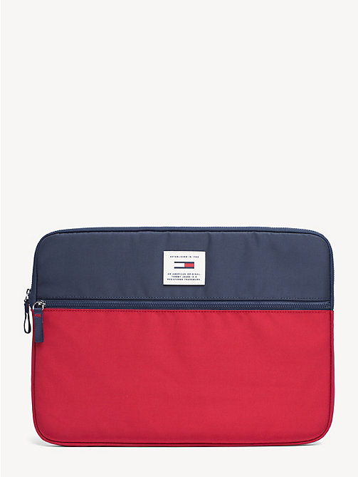 TOMMY JEANS TJ Tech Laptop Sleeve - CORPORATE - TOMMY JEANS Shoes & Accessories - main image