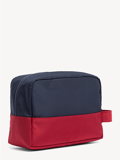 TOMMY JEANS TJ Tech Colour-Blocked Washbag - CORPORATE - TOMMY JEANS Shoes & Accessories - detail image 1