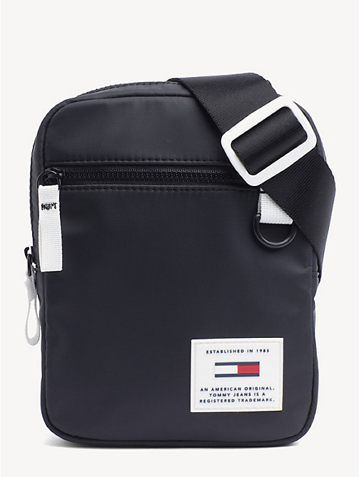 TOMMY JEANS Urban Reporter Bag - BLACK - TOMMY JEANS Shoes & Accessories - main image
