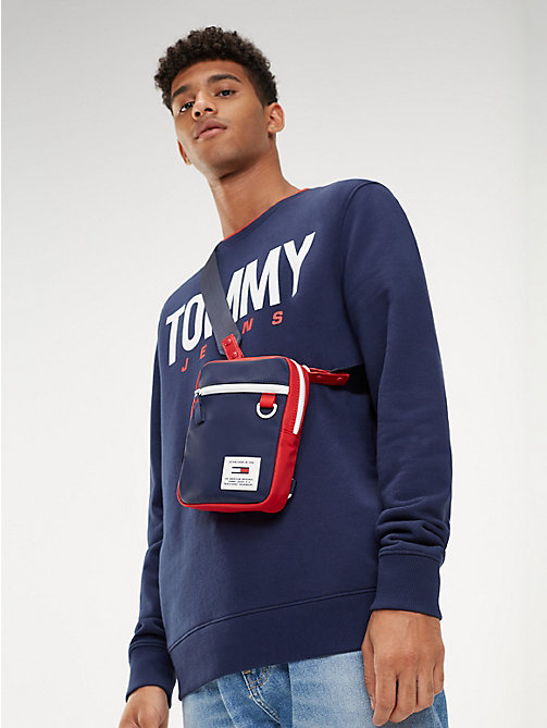 TOMMY JEANS Sac reporter Urban - CORPORATE - TOMMY JEANS Chaussures & accessoires - image détaillée 1