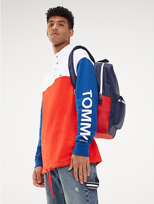 TOMMY JEANS TJ Tech Laptop Backpack - CORPORATE - TOMMY JEANS Shoes & Accessories - detail image 1