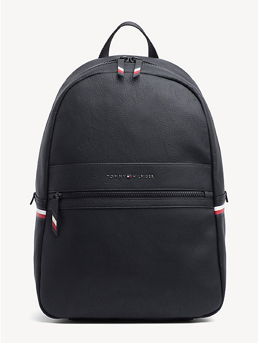 TOMMY HILFIGEREssential Signature Tape Backpack ce755ce10af9a