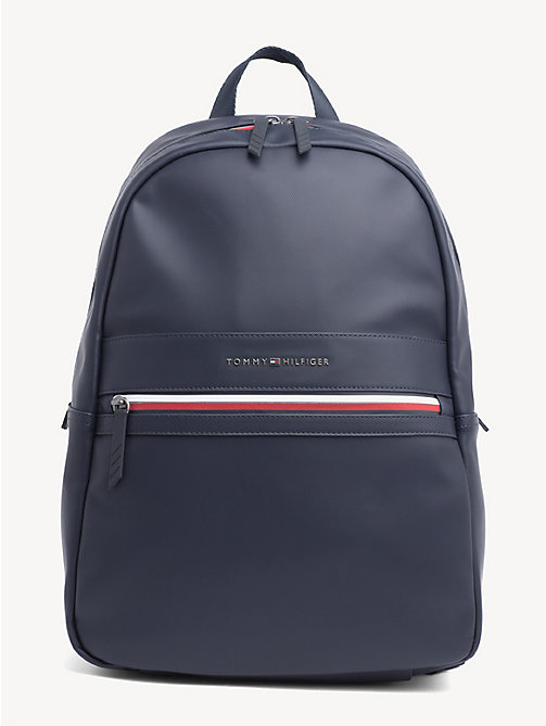 72c602c762 TOMMY HILFIGEREssential Signature Tape Backpack