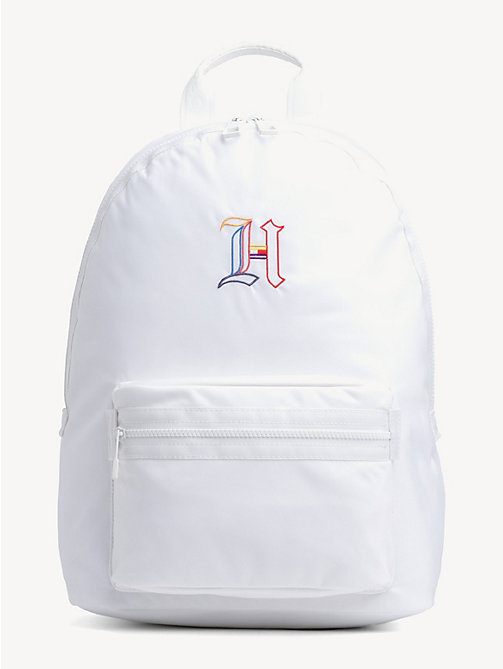 5d364b49518262 TOMMY HILFIGERLewis Hamilton Monogram Backpack