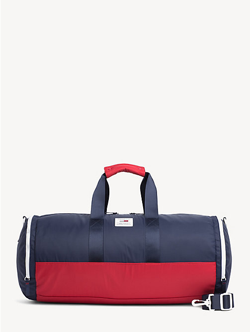 TOMMY JEANS TJ Tech Patch Duffel Bag - CORPORATE - TOMMY JEANS Shoes & Accessories - main image