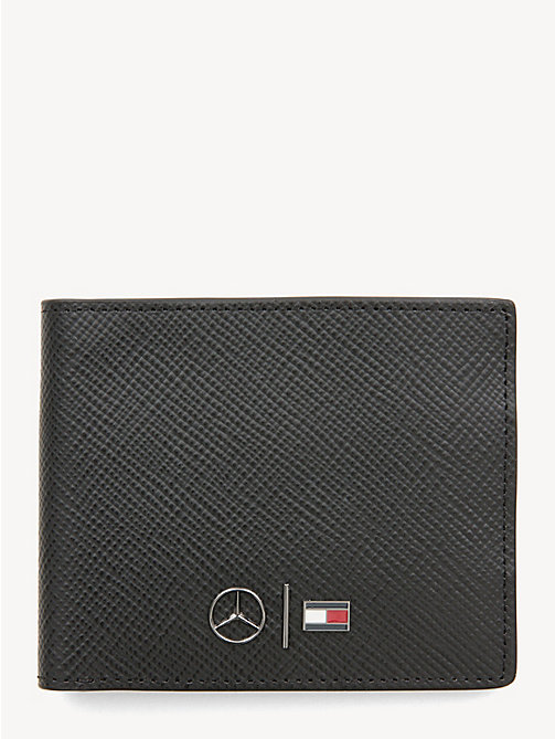 25c5614ae5aa TOMMY HILFIGERMercedes Benz Small Leather Wallet