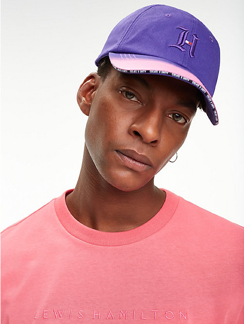 6ec69ea244e TOMMY HILFIGERLewis Hamilton Dégradé Baseball Cap. £45.00. PURPLE PINK MIX.  x. NEW