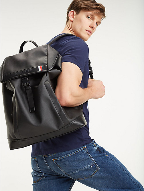 556092b1a91 Men's Backpacks | Leather & Laptop Backpacks | Tommy Hilfiger® FI