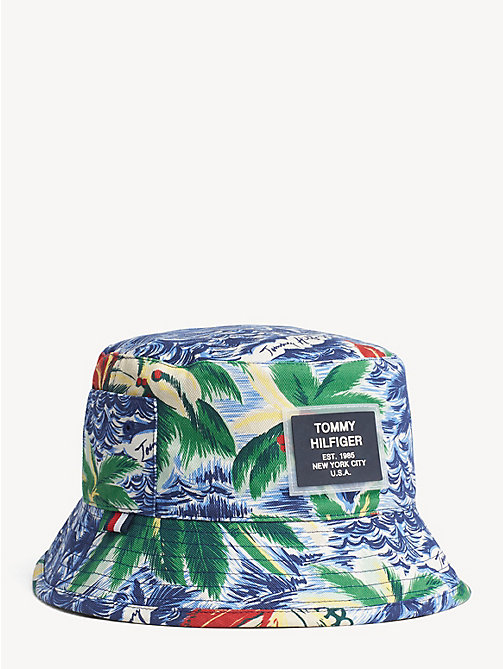 29b262491e43f TOMMY HILFIGERReversible Summer Bucket Hat