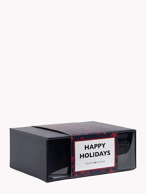 TOMMY HILFIGER TH BRACES GIFTBOX - BLACK - TOMMY HILFIGER Belts - detail image 1