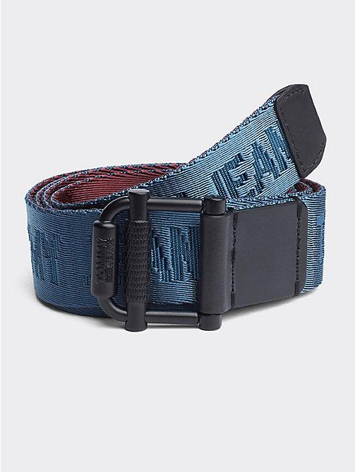 2628ccb5311b0d multi reversible roller buckle belt for men tommy jeans