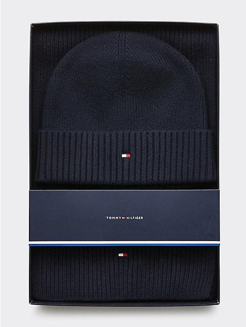 le plus fiable technologies sophistiquées pourtant pas vulgaire Gants, écharpes et chapeaux en laine homme | Tommy Hilfiger® FR