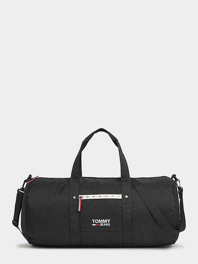 4bd5608e black tj cool city duffel bag for men tommy jeans