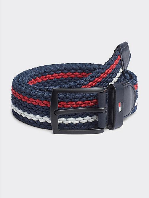 Men's Belts | Leather Belts | Tommy Hilfiger® UK