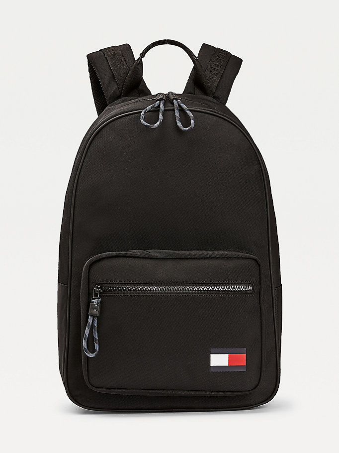 black flag backpack for men tommy hilfiger