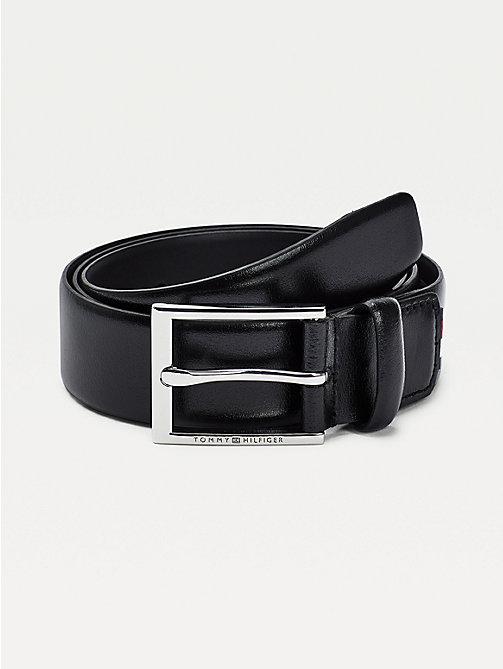 Nouveau toneka homme cuir lien ceinture