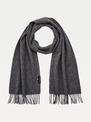Uptown Pure Wool Scarf
