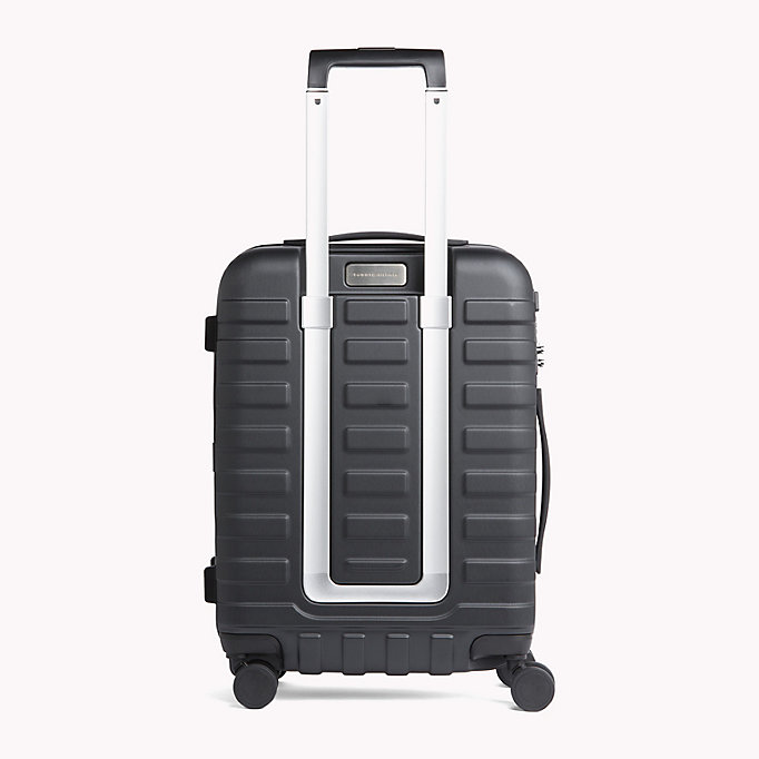 TOMMY HILFIGER Tommy Hard Shell Suitcase - SILVER - TOMMY HILFIGER Women - detail image 1