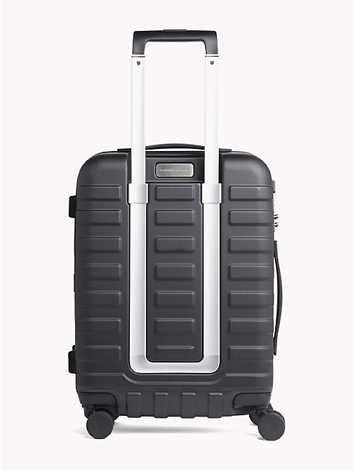 TOMMY HILFIGER Tommy Hard Shell Suitcase - BLACK - TOMMY HILFIGER Bags & Accessories - detail image 1