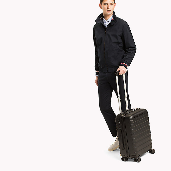 TOMMY HILFIGER Tommy Hard Shell Suitcase - SILVER - TOMMY HILFIGER Women - detail image 4
