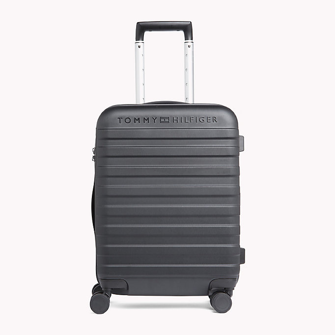 TOMMY HILFIGER Tommy Hard Shell Suitcase - SILVER - TOMMY HILFIGER Women - main image