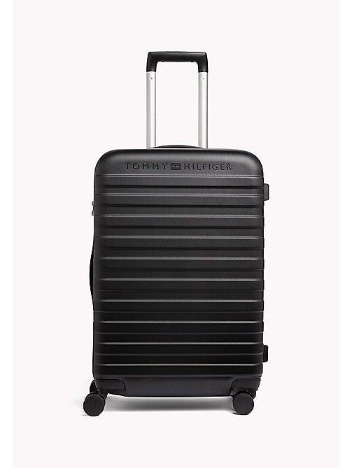 TOMMY HILFIGER Rolling Hard Shell Suitcase - BLACK - TOMMY HILFIGER Travel Bags - main image