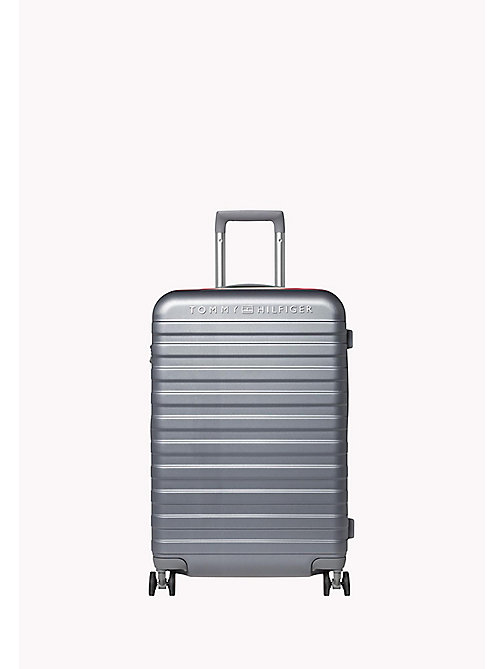 TOMMY HILFIGER Rolling Hard Shell Suitcase - SILVER - TOMMY HILFIGER Valises - image principale