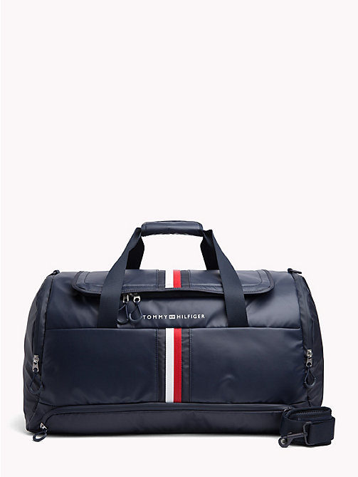 TOMMY HILFIGER Retro Sport Duffle Bag - TOMMY NAVY - TOMMY HILFIGER Suitcases - main image